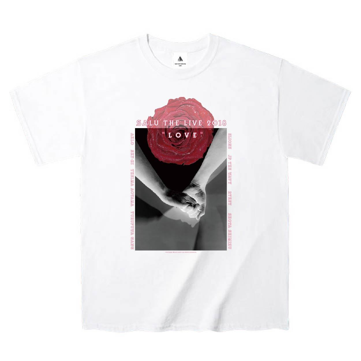 THE LIVE2018 ロゴTシャツ