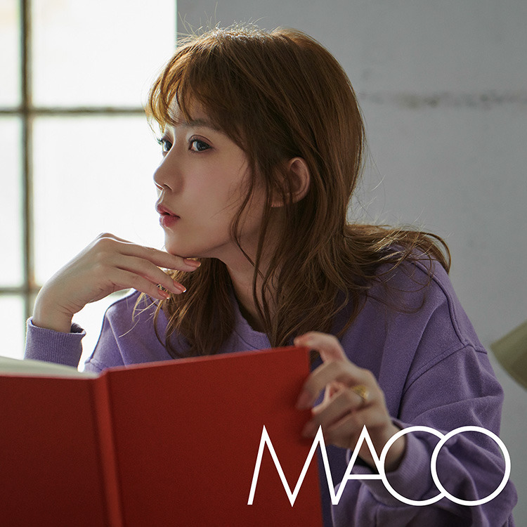 MACO / LUV U MORE feat.SALU
