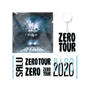 【ZERO TOUR Goods】BIS0(CD)+ステッカー+キーホルダーA セット