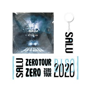 【ZERO TOUR Goods】BIS0(CD)+ステッカー+キーホルダーC セット