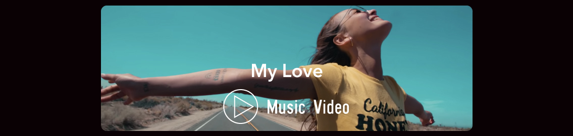 My Love MV